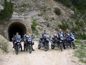 Tunnel Westende