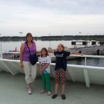 Aufbruch nach Estland (29. Juli)