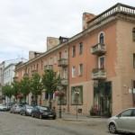 Die Altstadt von Klaipeda und Aufbruch zu Neuen (22. Juli)