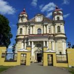 Vilnius und die Burg von Trakai (6. August)
