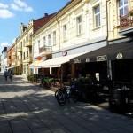 Über Kaunas zurück nach Klaipeda (7. August)
