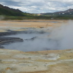 Die Vulkanwelt am Myvatn (24. Juli)