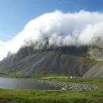 An den Ostfjorden entlang in den Süden (25. Juli)