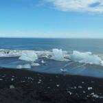 Der Vatnajökull und seine Gletscherlagune (26. Juli)