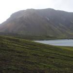 Über die F225 und F208 zum Landmannalaugar und zum Vulkan Hekla (28. Juli)