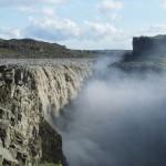 Auf Walsafarie und zum Wasserfall Dettifoss (22. Juli)