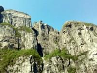 Über den Lysefjord zum Preikestolen (02. Juli)