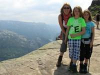 Wanderung zum Preikestolen (03. Juli)