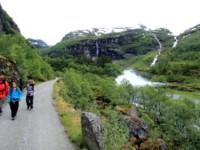 Wanderung durch das Flåmtal (07. Juli)