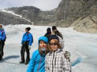 Gletscherwanderung auf dem Nigardsbreen (09. Juli)