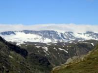 Durch den Nationalpark Jotunheimen (10. Juli)
