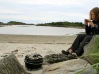 Beachcake und Moorwanderung im mittleren Westen (12. Juli)