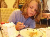 Canyoning für die Kids, Sachen packen für die Eltern (19. August)
