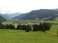 Radtour ums Unterberghorn (15. August)