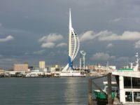 Zur Südküste nach Portmouth (8. August)