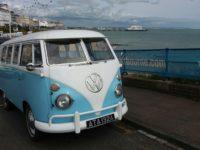 Mit Rad nach Eastbourne (24. August)