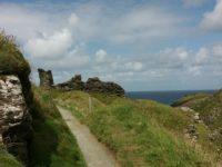 Die Küste Cornwalls (19. August)