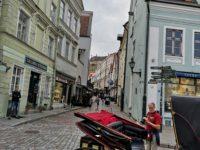 Riga Tallinn eher unspektakulär (07. August)