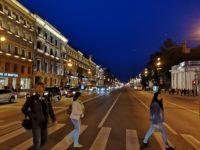 St. Petersburg auf Schusters Rappen (10. August)