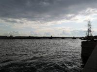 Do svidaniya St. Petersburg (12. August)