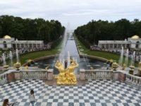 St. Petersburg im Umland (11. August)