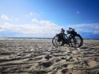 Mit dem Fahrrad nach Palanga (15. August)